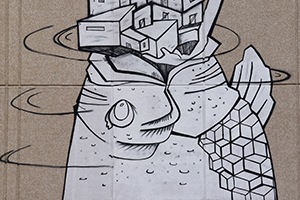 Reanimate, The Cedar Rapids Mural Trail
