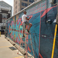 Freudian Slip, Murals & More, The Cedar Rapids Mural Trail